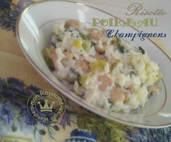 risotto-poireau-champignons-1