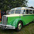 SAURER 2CT1DA autobus découvrable 1939 Ohnenheim (1)