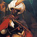 Abraham hanibal arrière-grand-père du poète pouchkine
