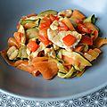 Légumes savoureux au poulet