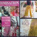 Magazine du pantalon thaï citronille