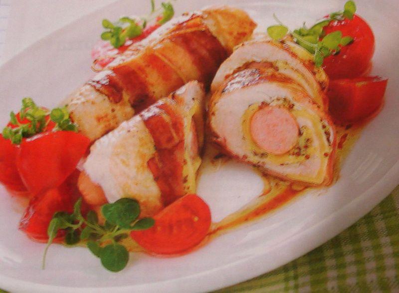 Escalopes de dinde strasbourgeoise la folle cuisine de lili - La cuisine de lili ...