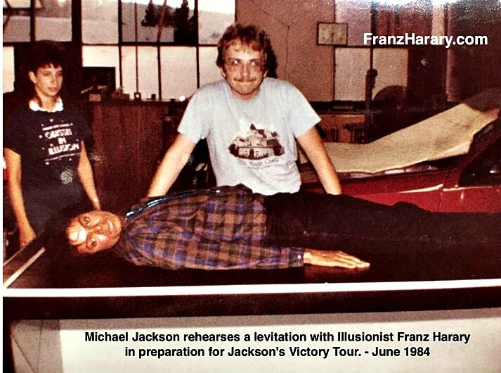 franz harary michael jackson t