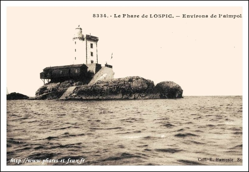 phare lost pic vielle photo