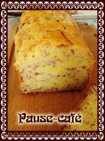 Recette Cake Jambon Au Multicuiseur