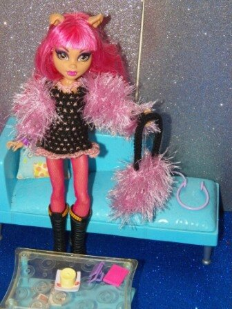 tenue monster high