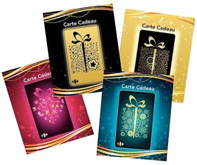 carte cadeau carrefour no l 2012 le blog des cartes cadeaux. Black Bedroom Furniture Sets. Home Design Ideas