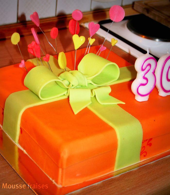 Cadeau gateau anniversaire secrets culinaires g teaux et p tisseries blog photo - Cadeau anniversaire camaieu 2017 ...