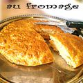 Galette au fromage