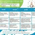 Programme des apm - période 01 - du15/09/2014 au 17/10/2014