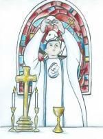Marie Mère des prêtres
