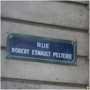 Rue Robert Esnault Pelterie