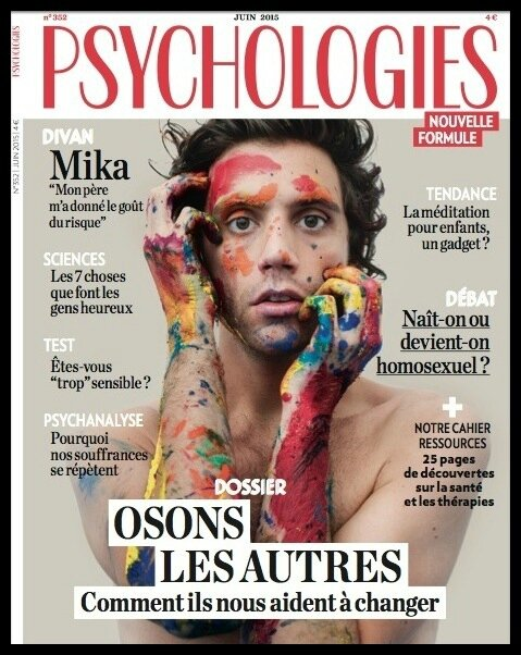 psychologies couverture juin