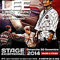 Stage Maître Lee Kwan Young du 30 novembre 2014