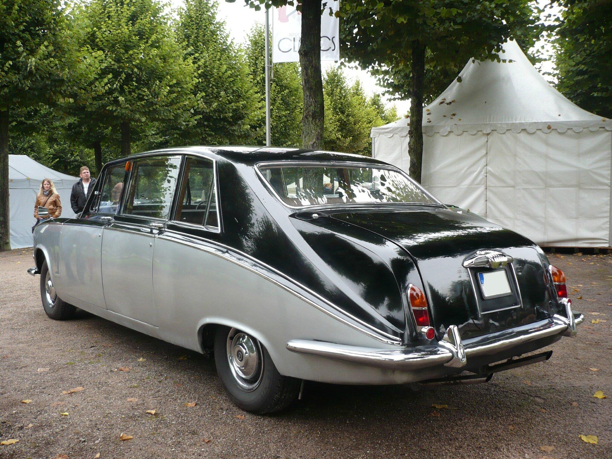 DAIMLER DS 420 limousine Schwetzingen (2)