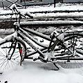 Vélo, neige, Belleville_4914