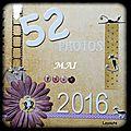 52 photos pour 2016: mai