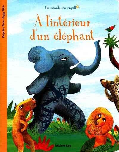 a l'interieur d'un elephant