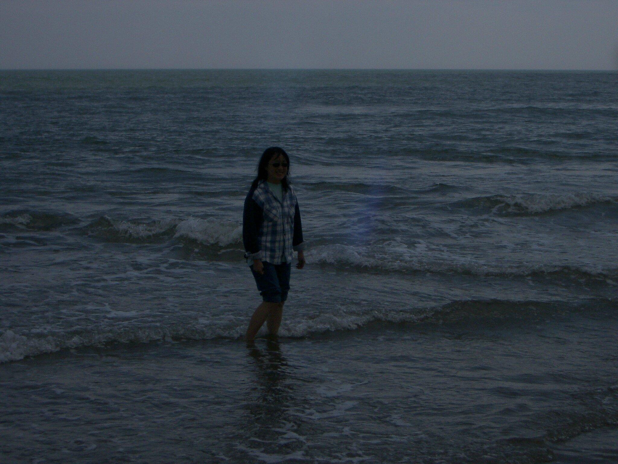 calme de la mer