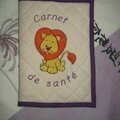 Protge carnet de sant