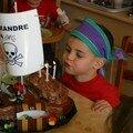 Alexandre à 4 ans