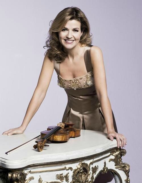 AnneSophie+Mutter+Mutter