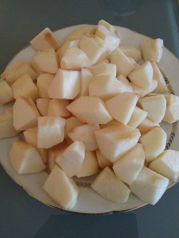 Chaussons aux pommes caramélisées à la cannelle 026