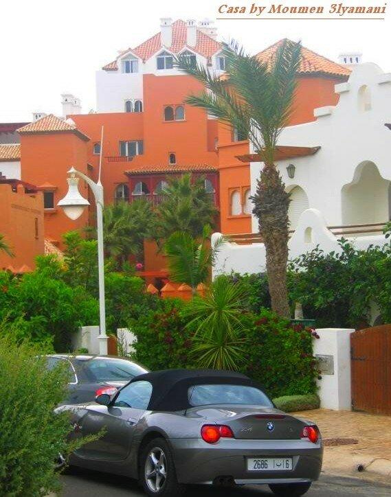 Quartier Résidenciel Casa