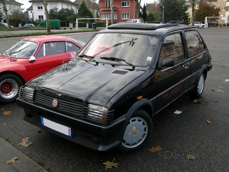 mg metro turbo 1983 1990 a