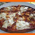 Pizza bacon ananas jambon