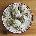 Biscuits champêtres au graines