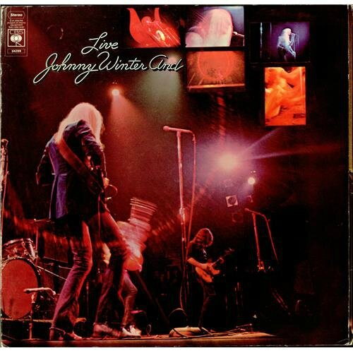 Johnny Winter Live