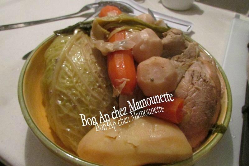 Jarret de porc en potée aux légumes fermiers bretons 012