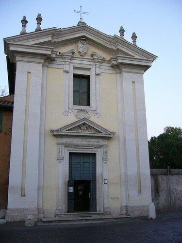 Église Domino Quo Vadis?