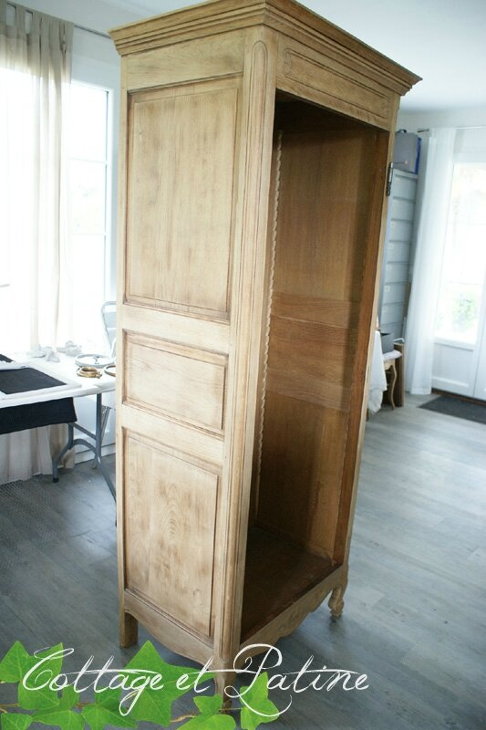 armoire designe armoire normande relook e dernier. Black Bedroom Furniture Sets. Home Design Ideas