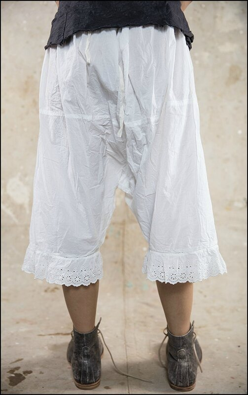 Routhie Bloomers 169 White