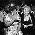 Marilyn, ella et le mocambo
