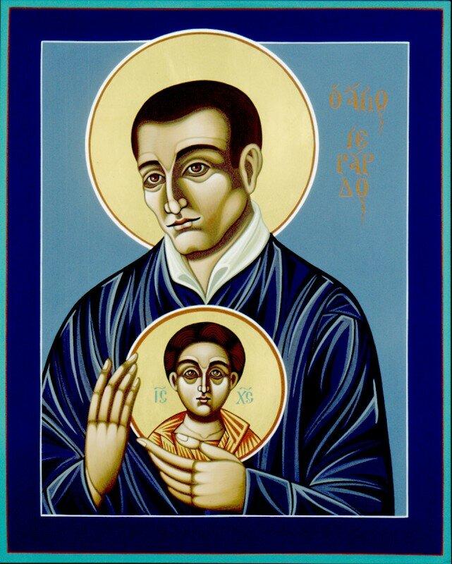 Saint Gérard Majella 2