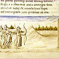 Jeux et jeux de cartes médiévaux