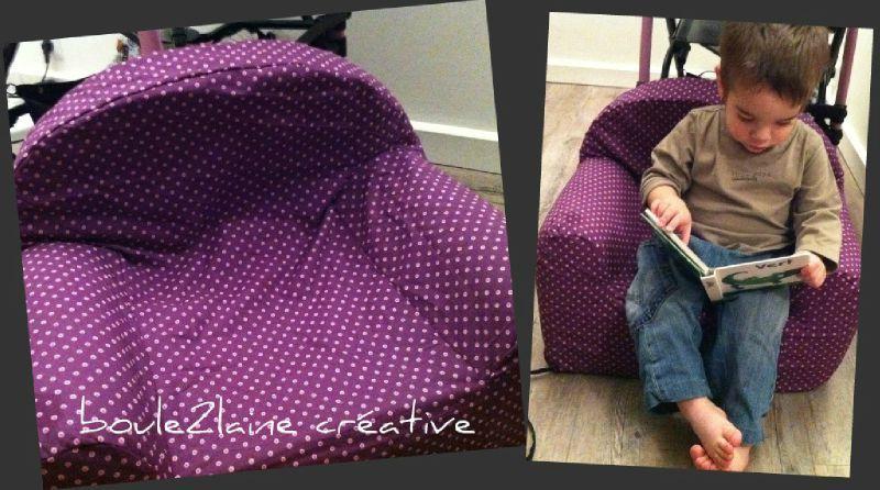 mission fauteuil boule2laine cr ative. Black Bedroom Furniture Sets. Home Design Ideas