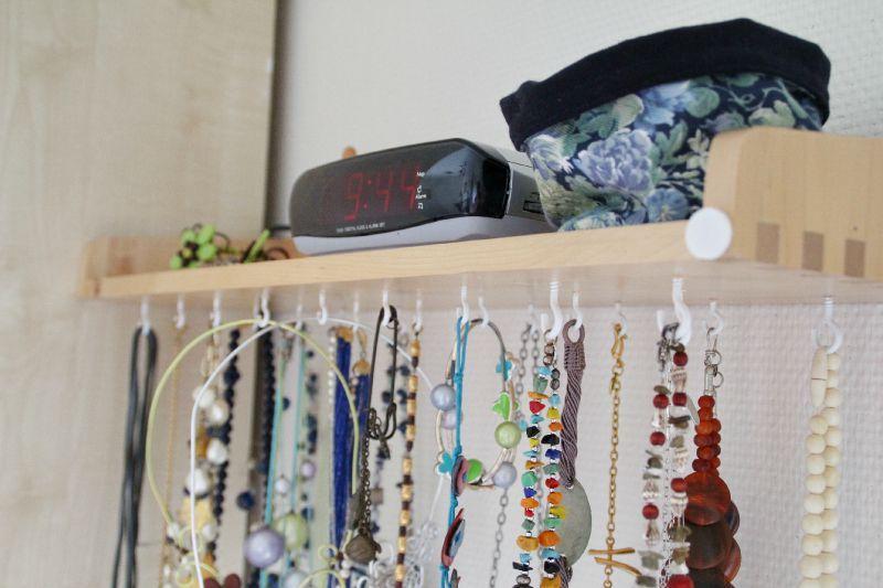 Comment ranger ses colliers fantaisie plaisirs d 39 emma - Comment ranger ses parfums ...