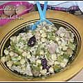 salade de pois chiches ( portugal )