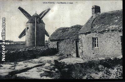 Moulin à vent du Guilvinec