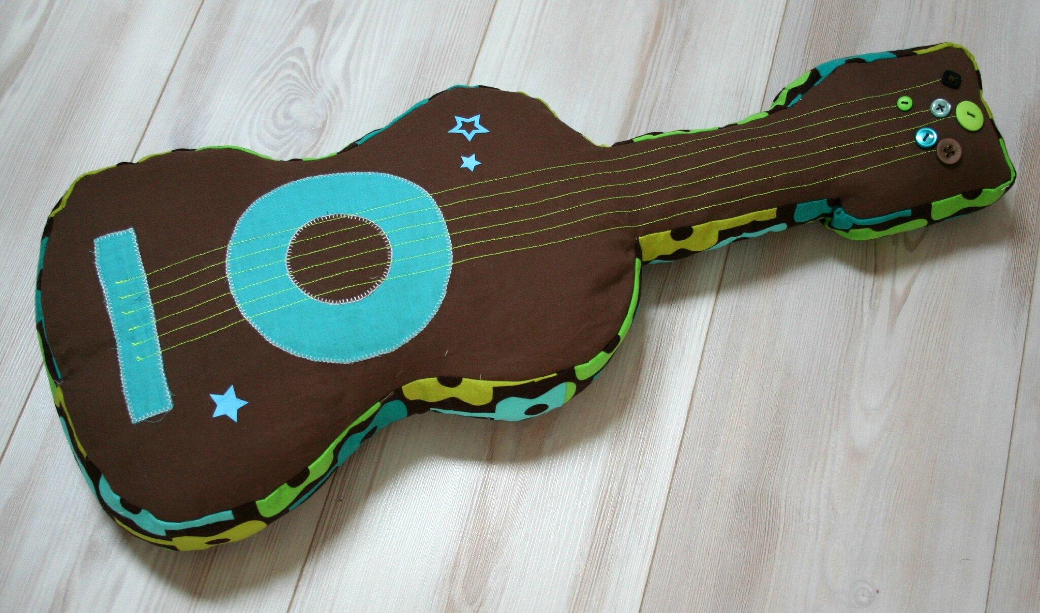Une guitare pour Bastien