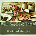 BBD WITH NEEDLE AND THREAD