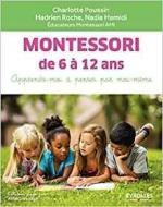 Montessori de 6 à 12 ans couv