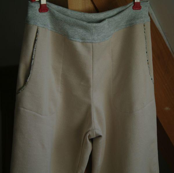 coudre un pantalon de jogging pour femme