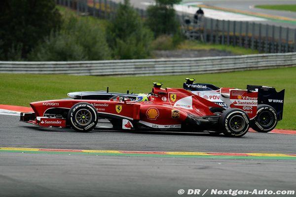 2013-Spa Francorchamps-F138-Massa-1
