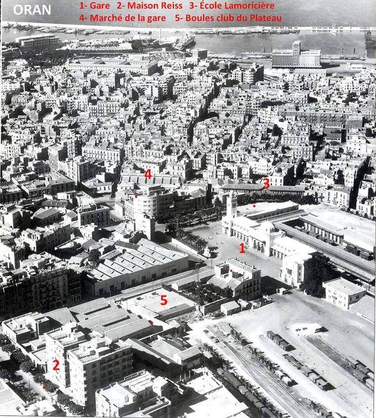 Oran- La gare PLM 01