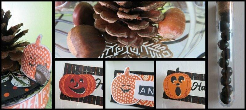 Mosaique Halloween